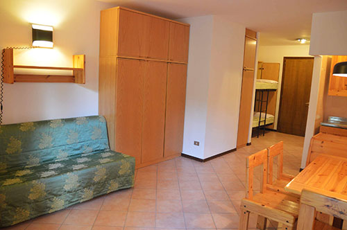 apartment One-room flat